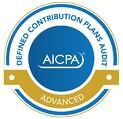 AICPA Advanced Defined Contribution Plans Audit badge