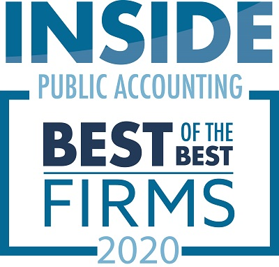 GBACO Receives Best of the Best Accounting Firms from